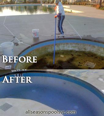 Swimming Pool Cleaning Service Alpharetta Ga