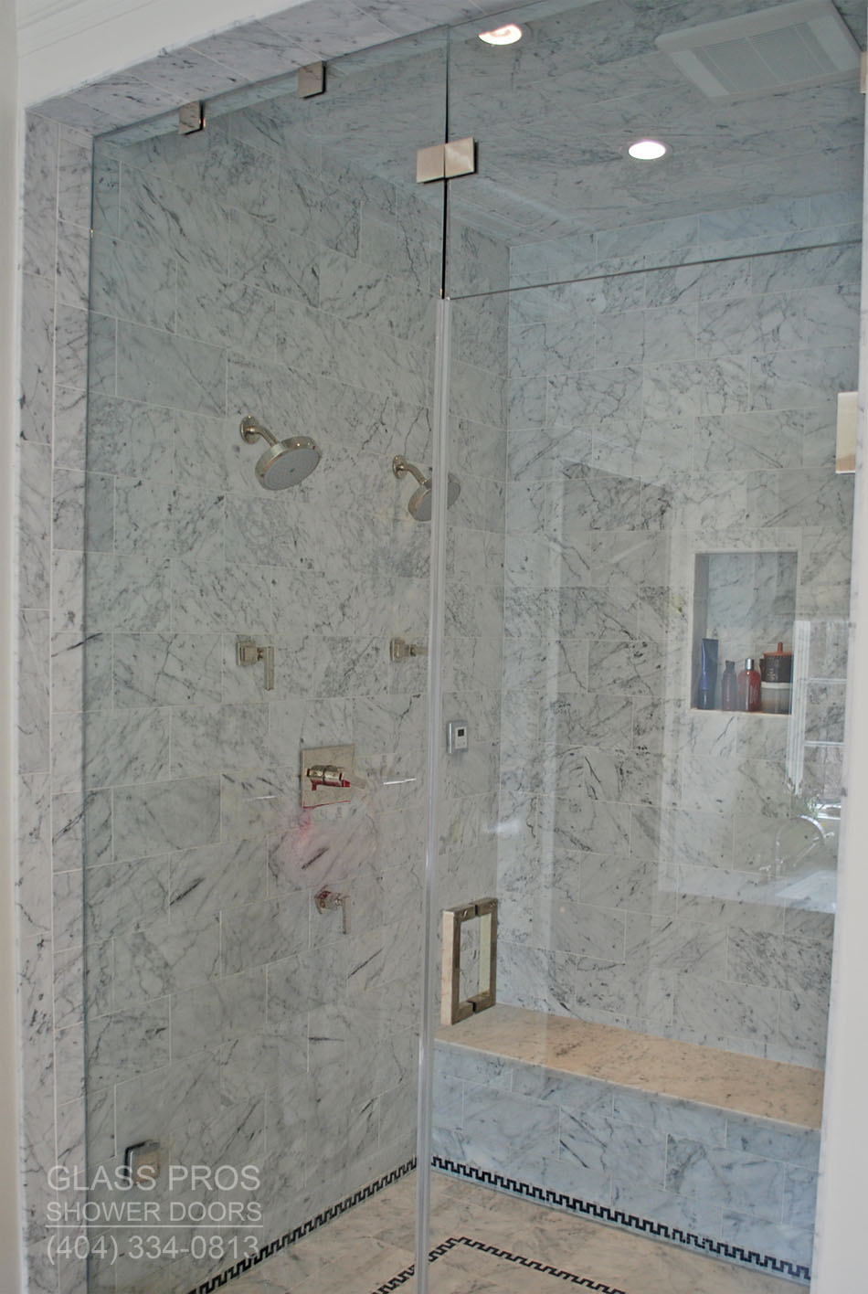 Glass Pros Of Cumming Frameless And Semi Framed Shower Doors